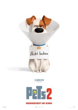 Pets 2 - Plakat zum Film