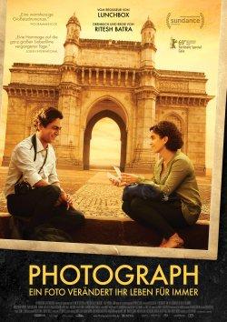 Photograph - Ein Foto verändert ihr Leben für immer - Plakat zum Film