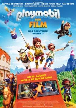 Playmobil - Der Film - Plakat zum Film