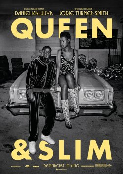 Queen And Slim - Plakat zum Film