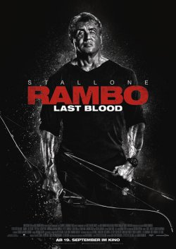 Rambo: Last Blood - Plakat zum Film