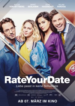 Rate Your Date - Plakat zum Film