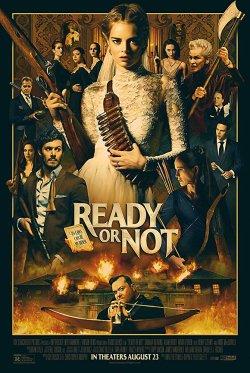 Ready Or Not - Auf die Plätze, fertig, tot - Plakat zum Film