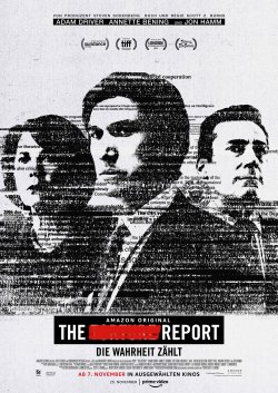 The Report - Plakat zum Film