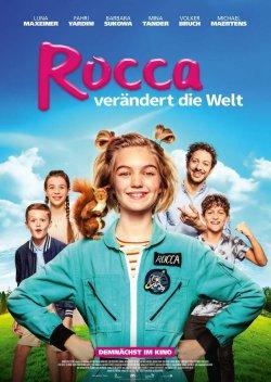 Rocca verändert die Welt - Plakat zum Film