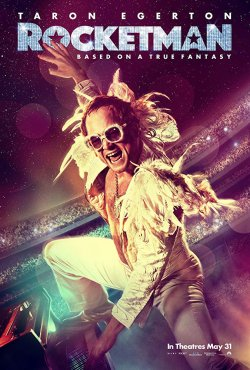 Rocketman - Plakat zum Film