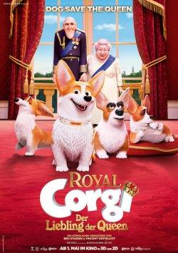 Royal Corgi - Der Liebling der Queen - Plakat zum Film