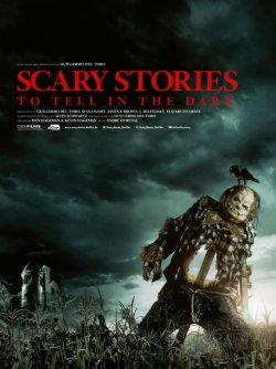 Scary Stories To Tell In The Dark - Plakat zum Film