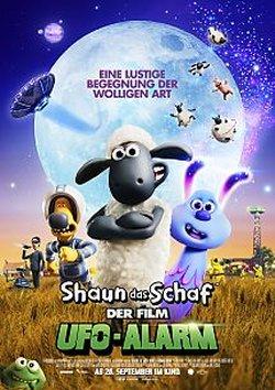 Shaun das Schaf - Der Film: UFO-Alarm - Plakat zum Film