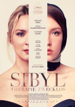 Sibyl - Therapie zwecklos - Plakat zum Film