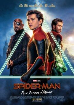 Spider-Man: Far From Home - Plakat zum Film