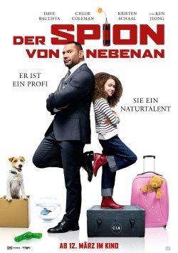 Der Spion von nebenan - Plakat zum Film
