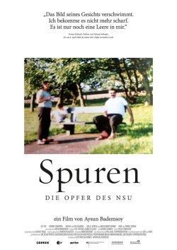 Spuren - Die Opfer des NSU - Plakat zum Film