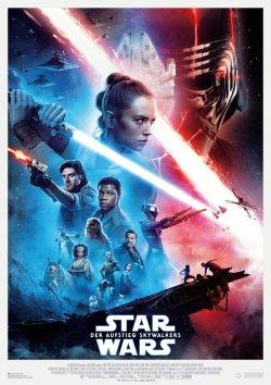 Star Wars - Episode IX: Der Aufstieg Skywalkers - Plakat zum Film