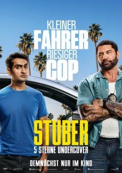 Stuber - 5 Sterne Undercover - Plakat zum Film