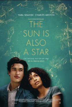 The Sun Is Also A Star - Plakat zum Film