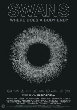 Swans - Where Does A Body End? - Plakat zum Film