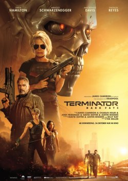 Terminator: Dark Fate - Plakat zum Film