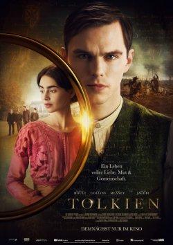 Tolkien - Plakat zum Film