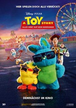 A Toy Story - Alles hört auf kein Kommando - Plakat zum Film