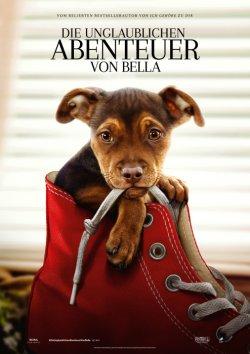 Die unglaublichen Abenteuer von Bella - Plakat zum Film
