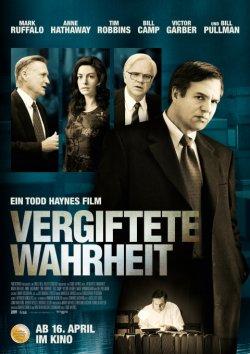 Vergiftete Wahrheit - Plakat zum Film