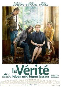 La verite - Plakat zum Film