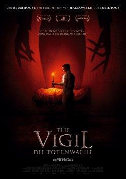 The Vigil - Plakat zum Film
