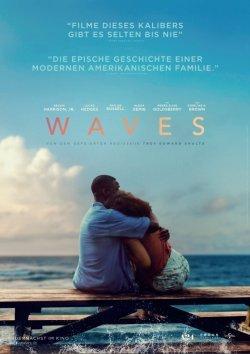 Waves - Plakat zum Film