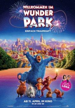 Willkommen im Wunder Park - Plakat zum Film