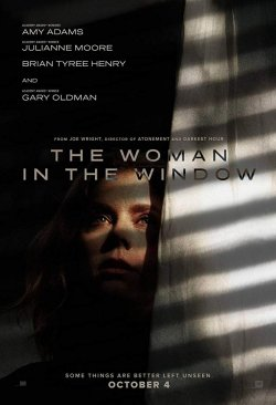 The Woman In The Window - Plakat zum Film