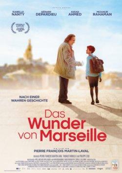 Das Wunder von Marseille - Plakat zum Film