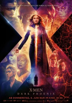 X-Men: Dark Phoenix - Plakat zum Film