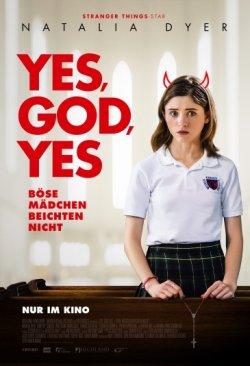 Yes, God, Yes - Böse Mädchen beichten nicht - Plakat zum Film