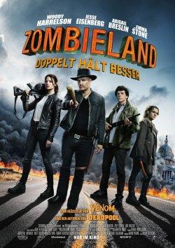 Zombieland: Doppelt hält besser - Plakat zum Film