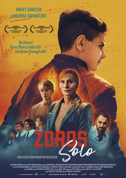 Zoros Solo - Plakat zum Film