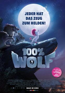 100 % Wolf - Plakat zum Film