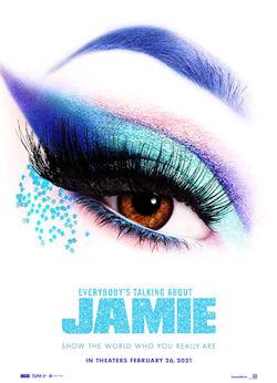Alle reden von Jamie - Plakat zum Film