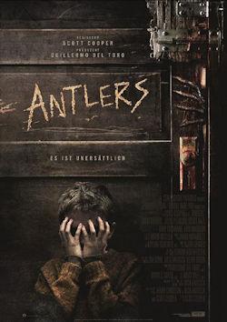 Antlers - Plakat zum Film