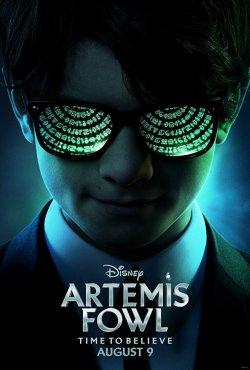 Artemis Fowl - Plakat zum Film