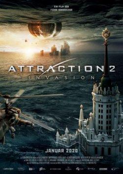 Attraction 2 - Invasion - Plakat zum Film