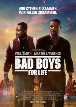 Bad Boys For Life - Plakat zum Film