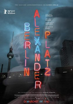 Berlin Alexanderplatz - Plakat zum Film