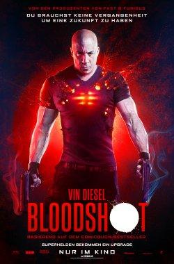 Bloodshot - Plakat zum Film