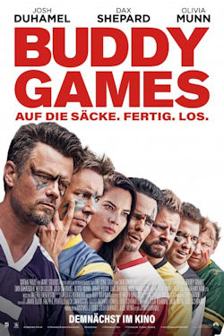 Buddy Games - Plakat zum Film