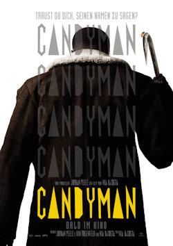 Candyman - Plakat zum Film