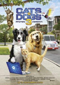 Cats And Dogs 3 - Pfoten vereint! - Plakat zum Film