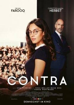 Contra - Plakat zum Film