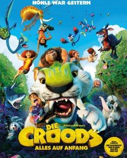 Die Croods - Alles auf Anfang - Plakat zum Film