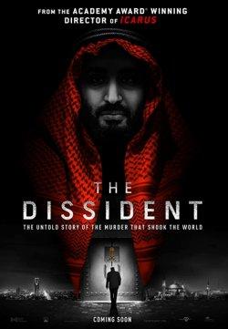 The Dissident - Plakat zum Film